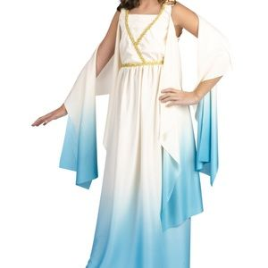 Greek Goddess Girls Costume Size 12 - 14